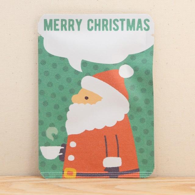 merry christmas茶(乾杯サンタ) |クリスマス|ごあいさつ茶