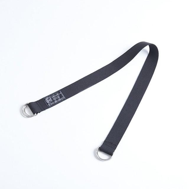 furoshiki sling - TASUKI / black, red, beige 風呂敷スリング タスキ /黒・赤・ベージュ
