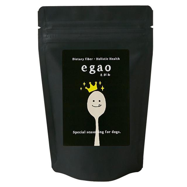 【食物繊維が豊富なパウダーサプリメント】egao(えがお)老廃物を排出 涙やけでお悩みの子や痩せにくい子に