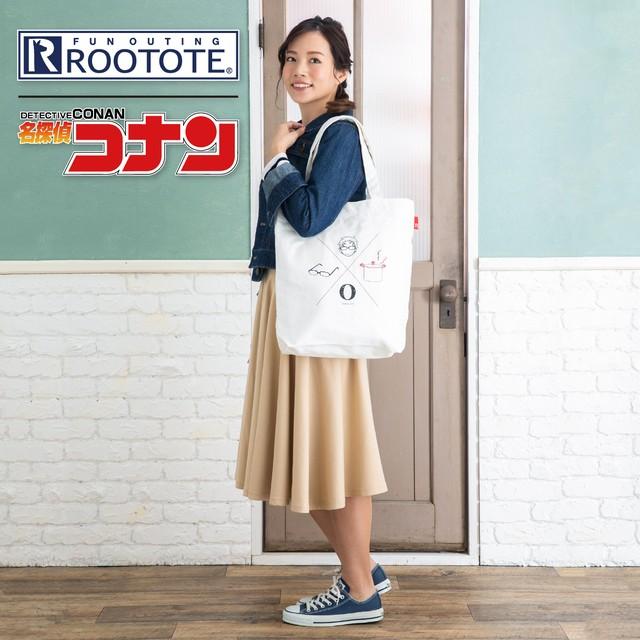 【 ROOTOTE ┃  赤井/沖矢】コラボトートバッグ 第1弾