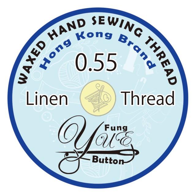 0.55 Yue Fung wax linen thread