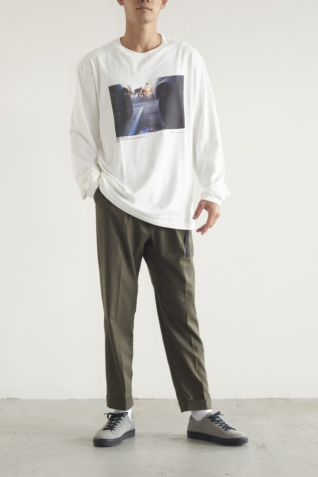 JOHN MASON SMITH BLONDEY MCCOY L/S