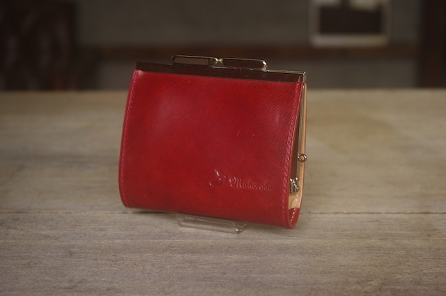 fickle small wallet (RED)