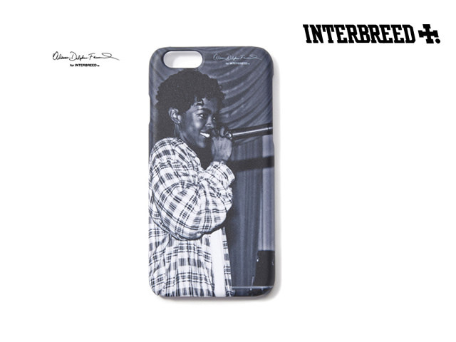 INTERBREED|L.BOOGIE COLLECTION QUEEN OF RAP IPHONE COVER ( FOR IPHONE6&7 )