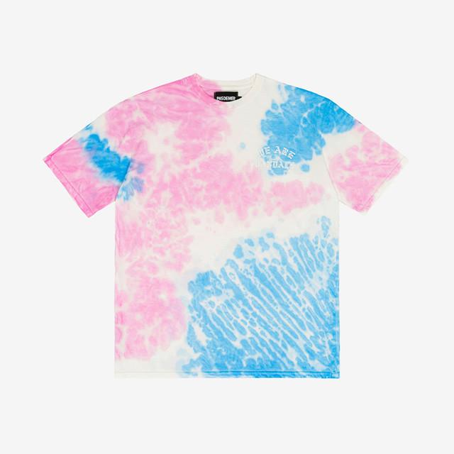 PasDeMer|Tie-Dye WAV T-Shirt