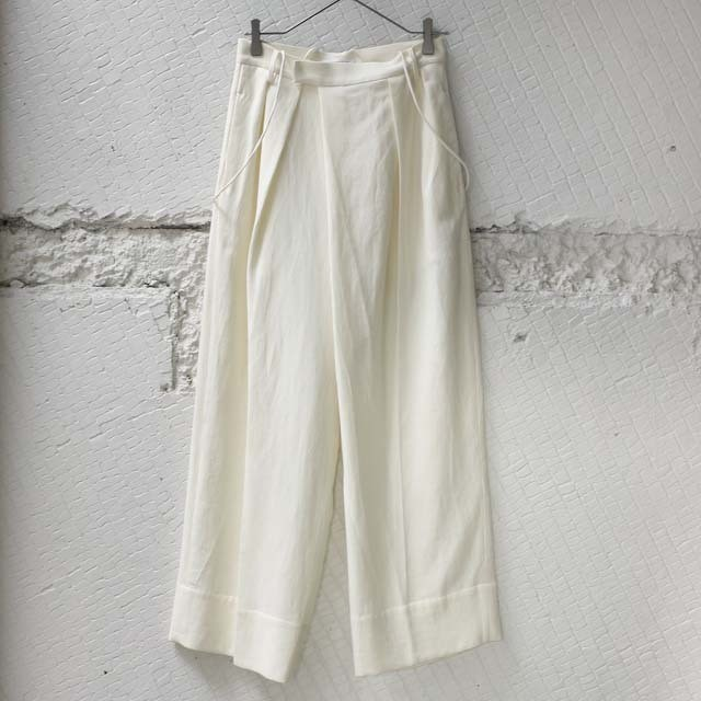 【CINOH】 Hi-Waist Painter Pants