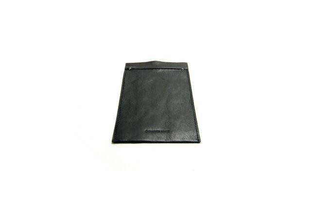 ED ROBERT JUDSON β(エド・ロバート・ジャドソンベータ) SLEEVE CASE 3 スリーブケース パスポートケース 【BLACK】