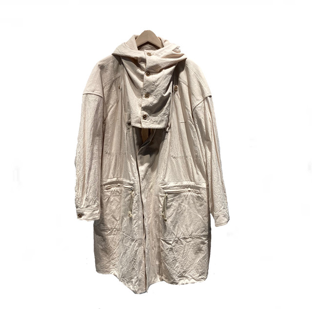 【HOMELESS TAILOR】RIVERSIBLE COAT