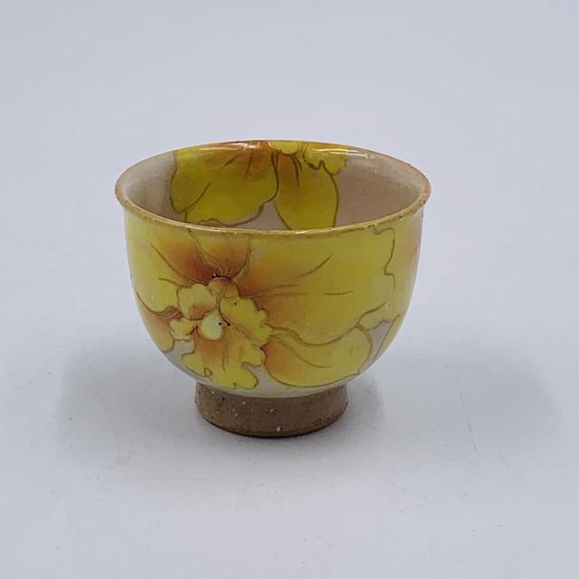 sale 京焼 清水焼 陶あん 紫陽花の煎茶碗*限定1個*