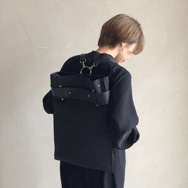 【 ANGELINA 】- 21157-0154W - 2wayパソコンバッグ