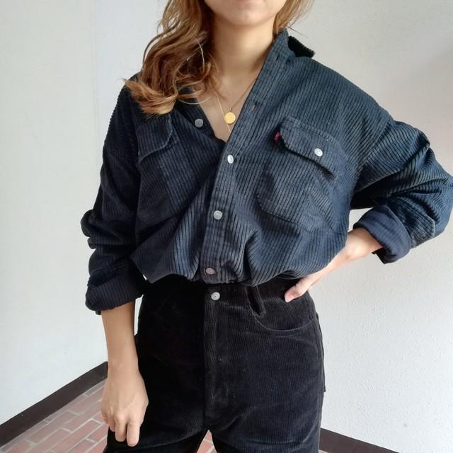 Levi's(オーバーサイズワーカーシャツ)