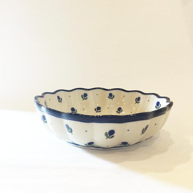 フィオーレ 波型平鉢15cm(97110044)