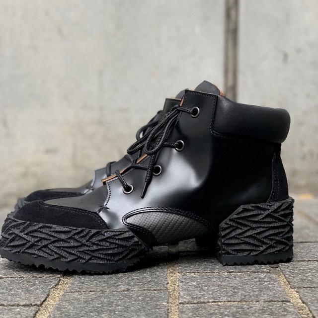 【MIDORIKAWA RYO】Lace-up Boots