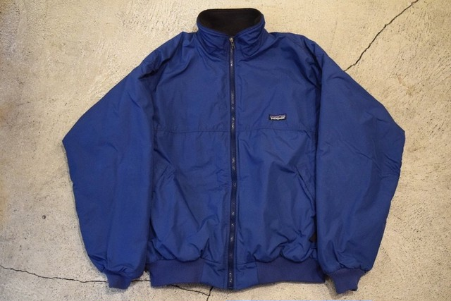USED 90s patagonia Shelled Synchilla Jacket -Large J0661