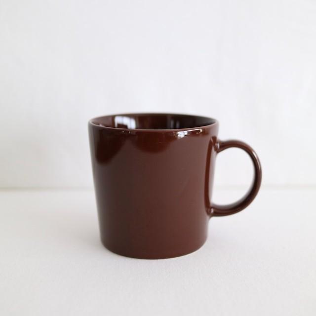 [SOLD OUT] Iittala イッタラ / Teema ティーマ マグカップ ブラウン