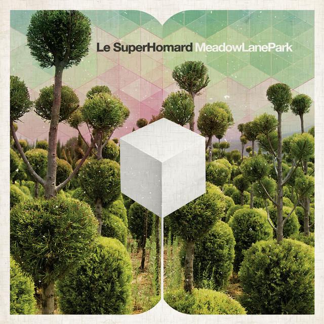 Le Superhomard / Meadow Lane Park(Ltd Whit LP)