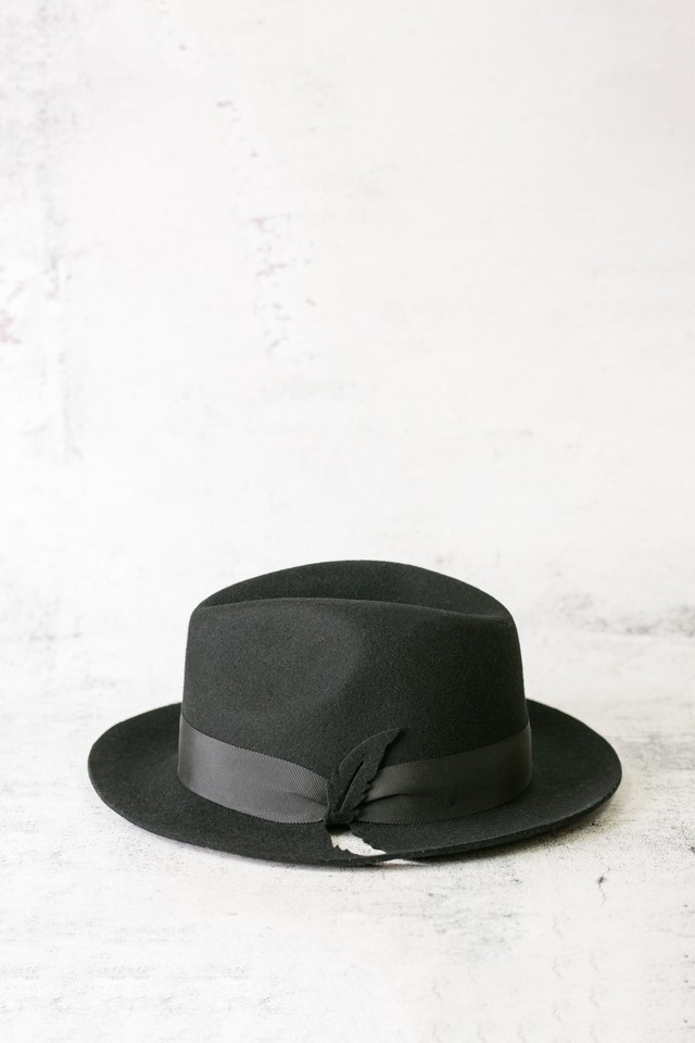 UP HAT FEATHER【アップハットフェザー】