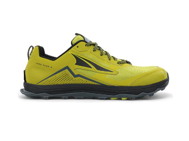 【ALTRA】 Lone Peak 5 Men LIM(LIME/BLACK)