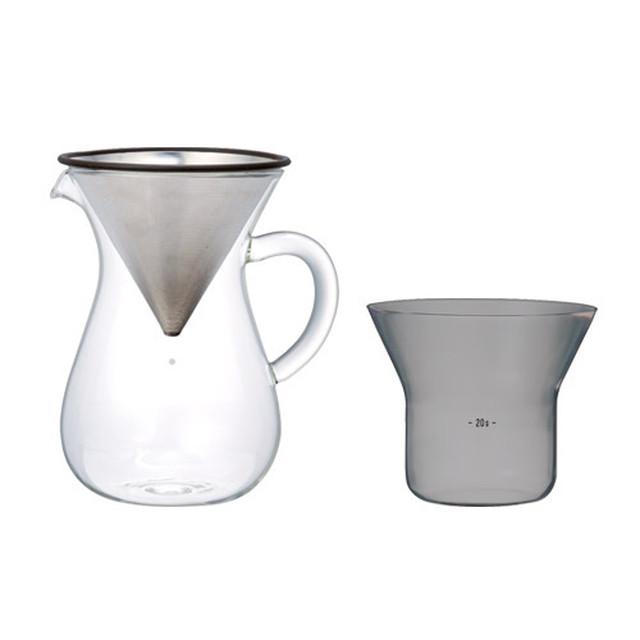 KINTO(キントー) コーヒーカラフェセット 300ml