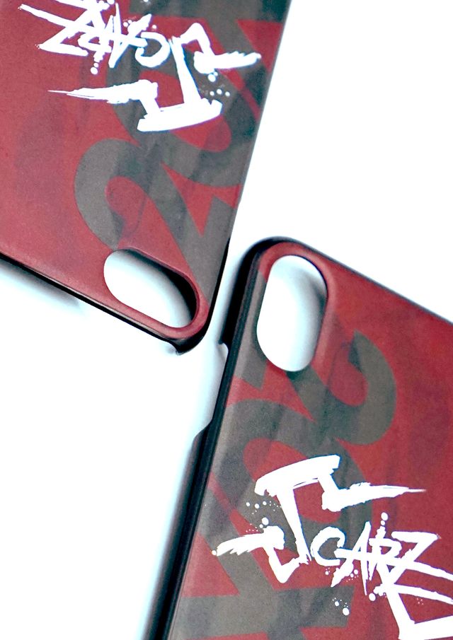 iPhone Case : Red