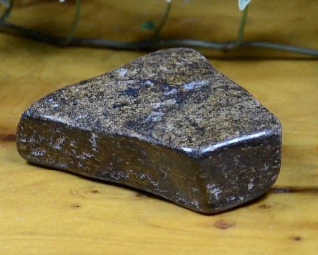 カーサクリスタル(ヘマタイト)タンブル Btb-00029