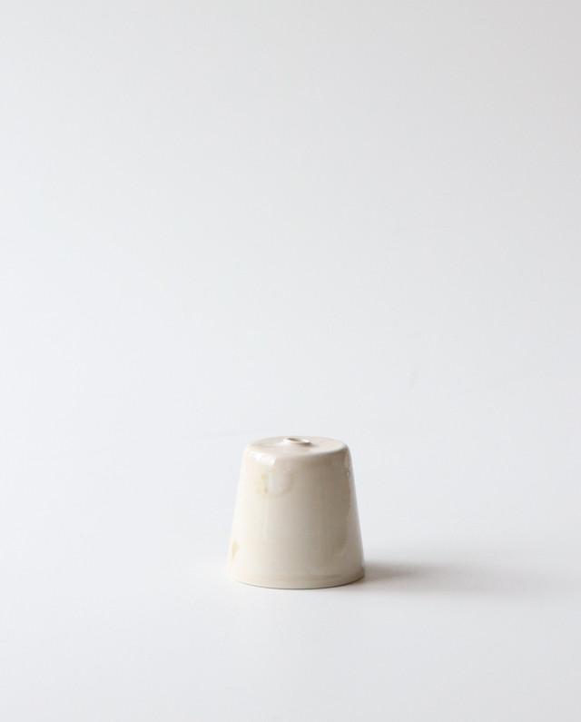 アポロのフラワーベース(パープルチタン) 花瓶