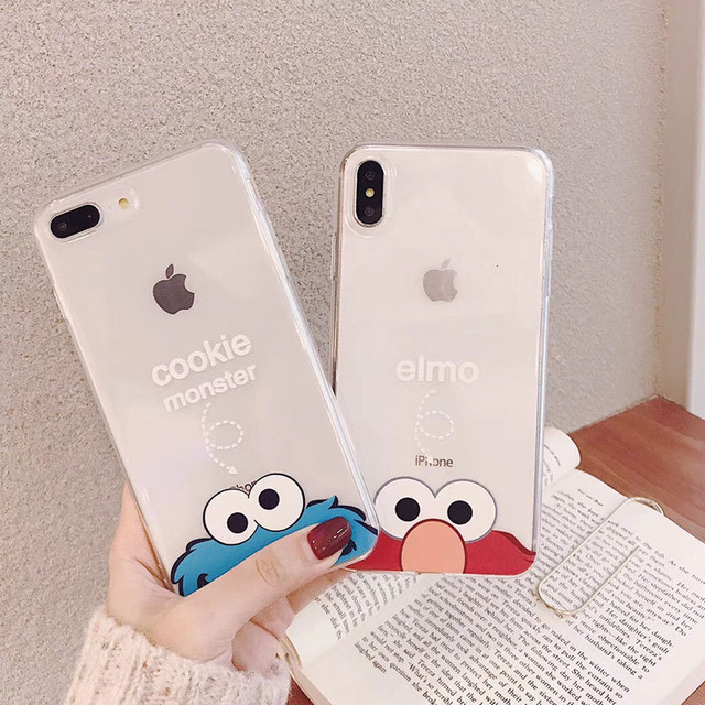 Simple Monster iphone case