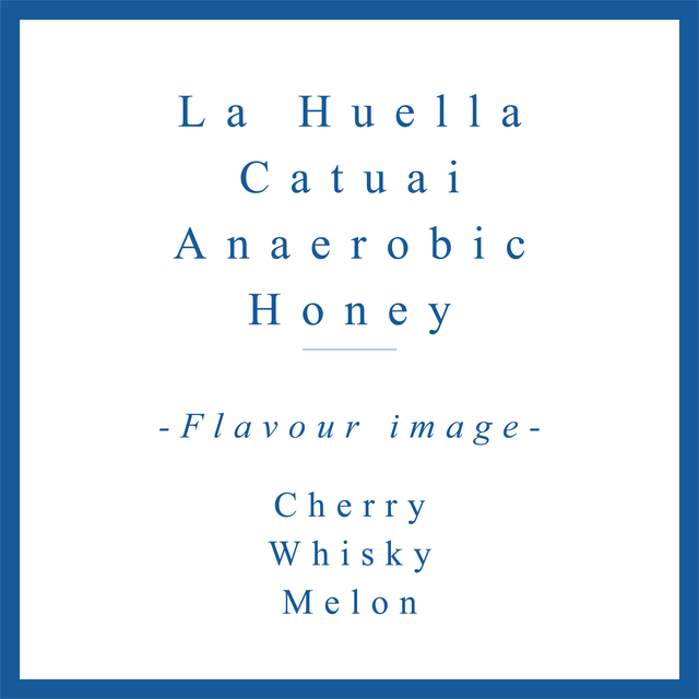 La Huella Catuai Anaerobic Honey