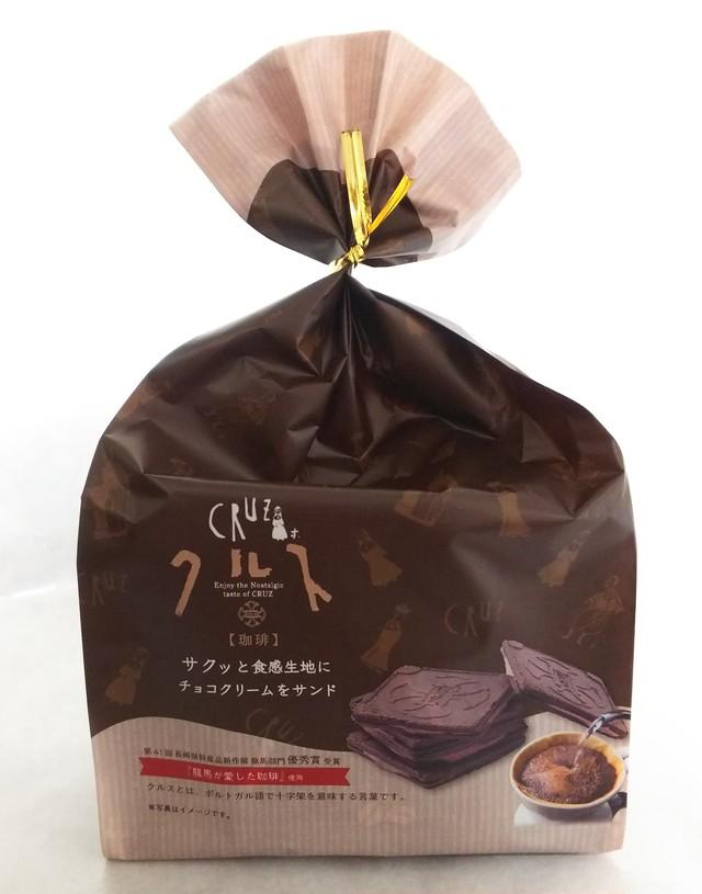 珈琲クルス6枚入 【小浜食糧株式会社】