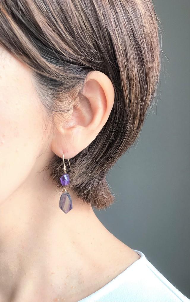 drop pierce / earring 029