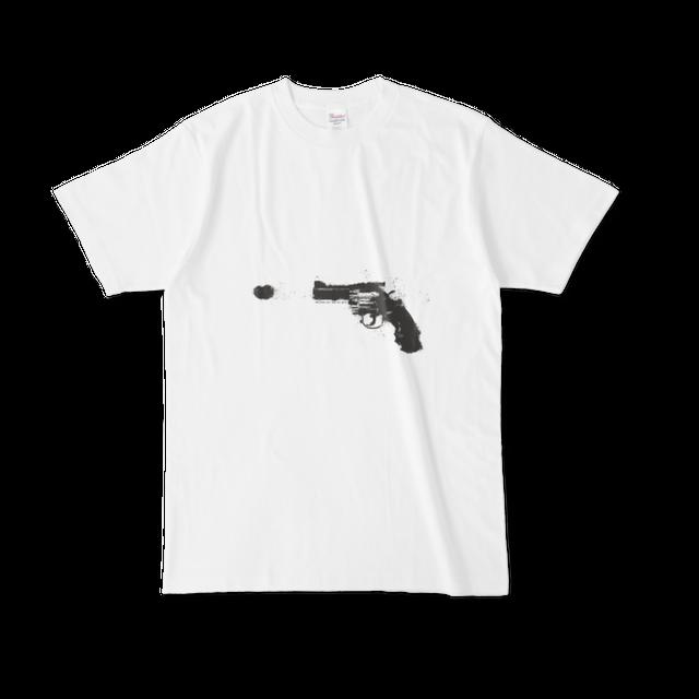 豆鉄砲Tシャツ