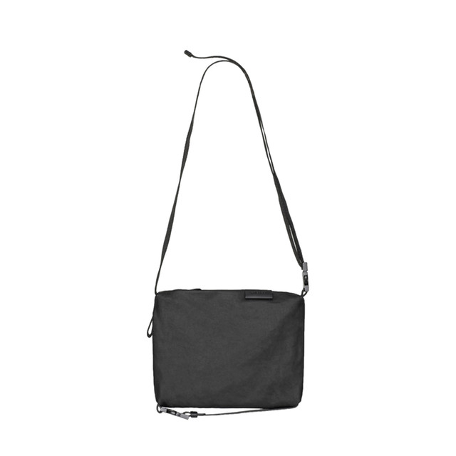 Cote&Ciel Inn Small Coated Canvas cc-28762 Black