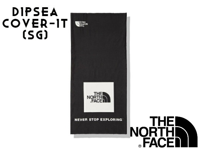 【TNF】 DIPSEA COVER-IT SG(Square Logo)