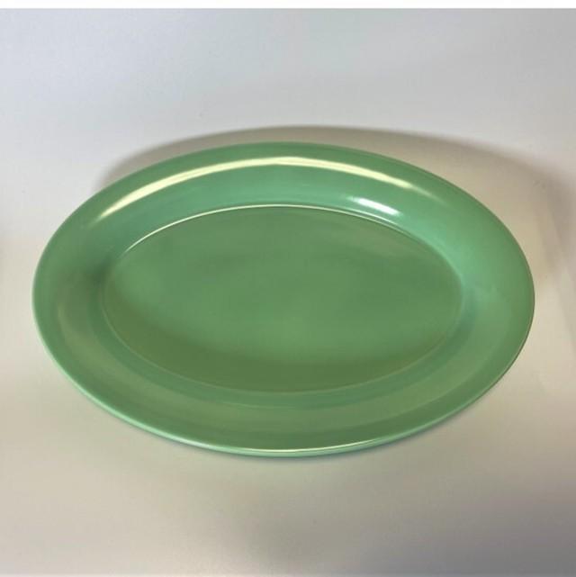 ROYAL COPENHAGEN Ursula     プレート(28cm)Light Green