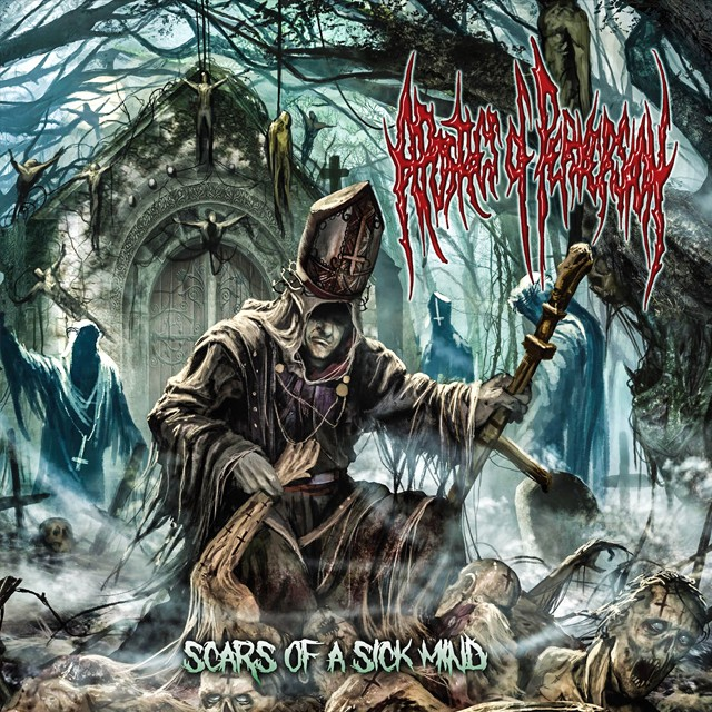 APOSTLES OF PERVERSION『Scars Of A Sick Mind』CD