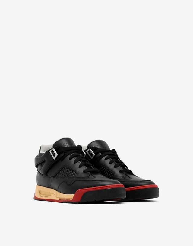 Maison Margiela  ddstock lowtop sneaker black