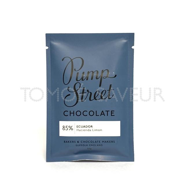 パンプストリートベーカリーチョコレート (ミニバー) エクアドル85%