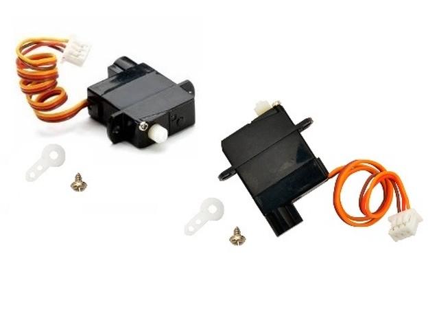 ★Mini-CP用テールブーム&6mm純正用テールモーターマウント兼用垂直尾翼/2セット互換品