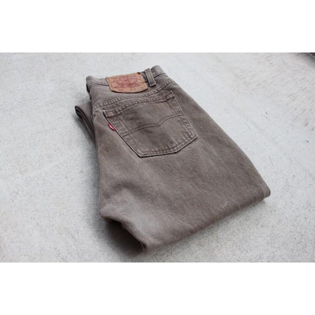 Vintage Levis 501 color pants