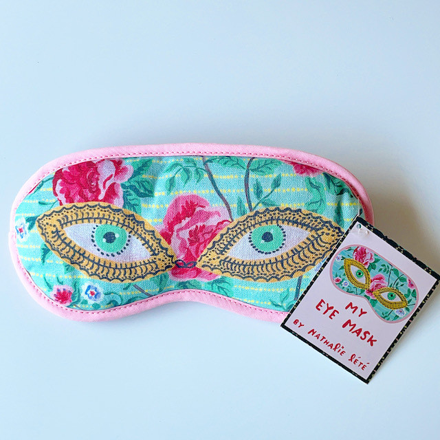 "Nathalie Lete "" EYE MASK """