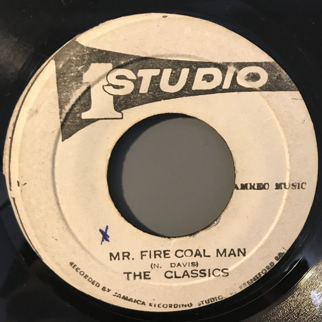 The Classics - Mr. Fire Coal Man【7-10826】