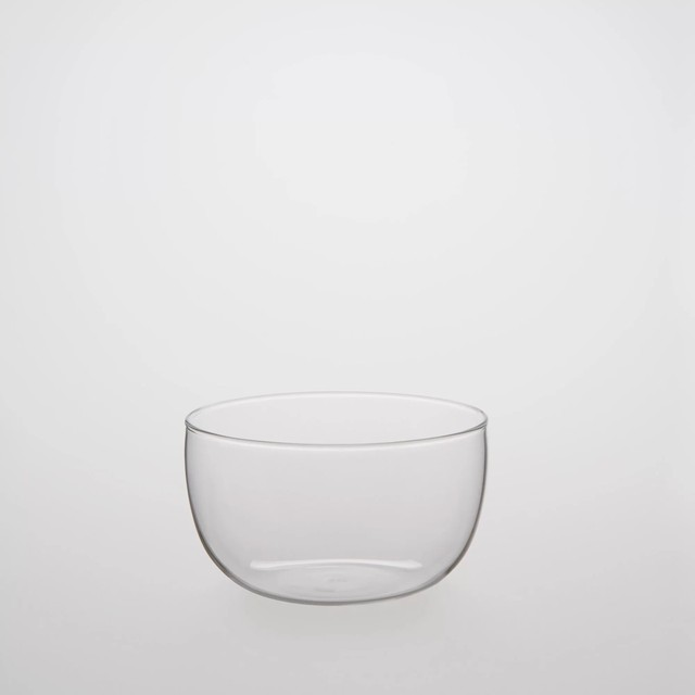 TG glass (ティージーガラス) Ice Cream & Dessert Bowl (アイスクリーム&デザートボウル 耐熱ガラス) 500ml