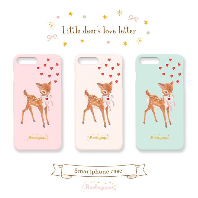 子鹿のラブレター〈スマホハードケース for iPhone & Android〉