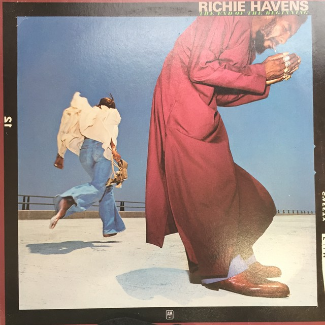 Richie Havens ‎– The End Of The Beginning