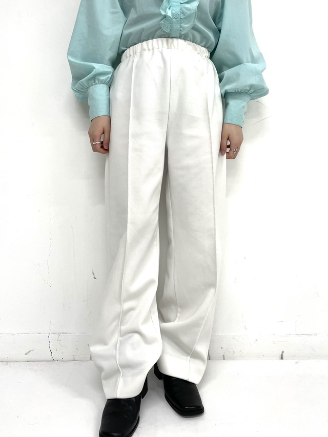 straight easy polypants / 3SSPT02-13