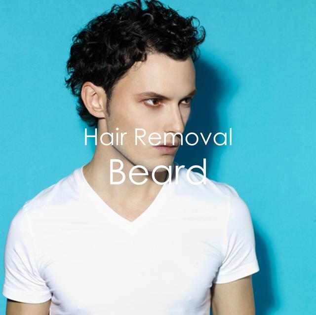 Hair Removal - Beard for Men