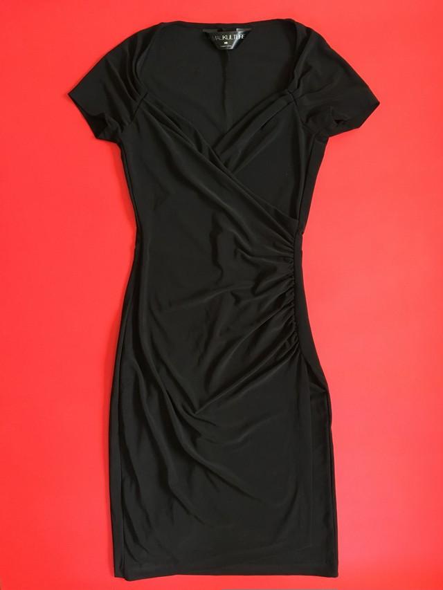 KAMALIKULTURE Drape Dress