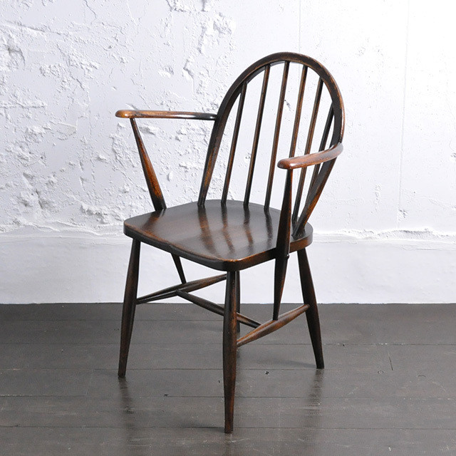 Ercol Hoopback Arm Chair / アーコール フープバック アームチェア / 1806-0085