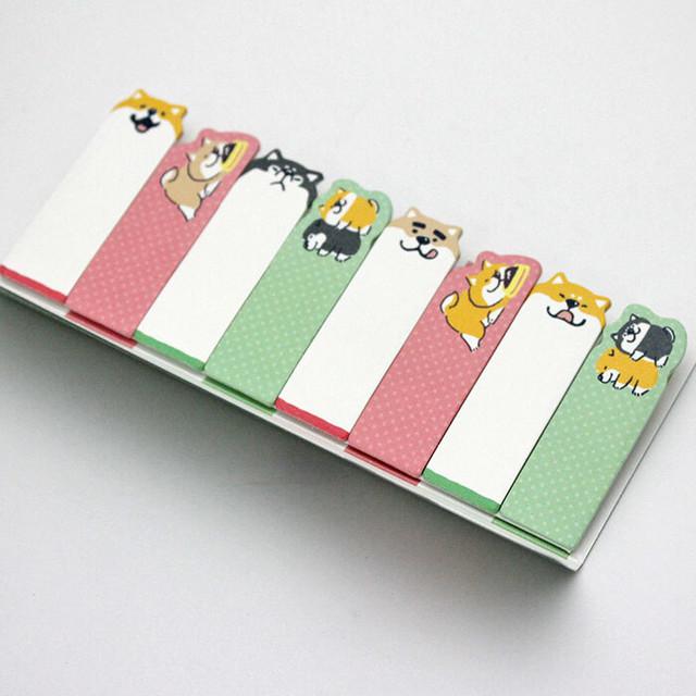 【stick marker collection】スティックマーカー(しばんばんスカイブルー)【柴犬】
