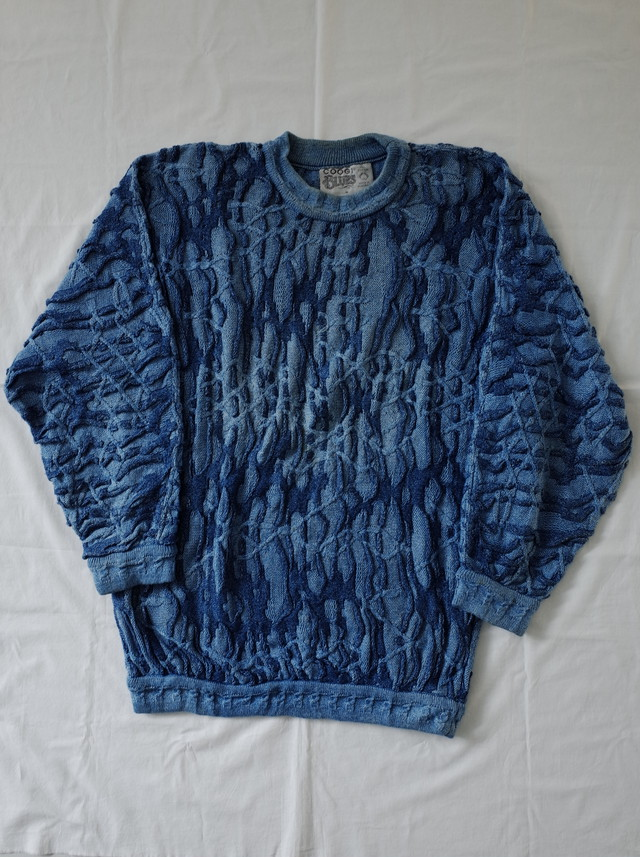 Used COOGI Knit pattern 4